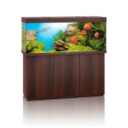 Aquarium RIO 450 BRUN JUWEL tout équipé avec meuble SBX