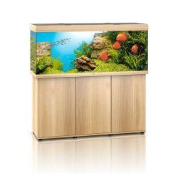 Aquarium RIO 450 CHÊNE CLAIR JUWEL tout équipé avec meuble SBX
