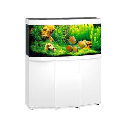 Aquarium VISION 260 BLANC JUWEL tout équipé avec meuble SBX