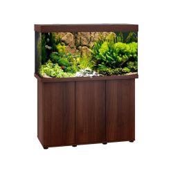 Aquarium RIO 350 LED BRUN JUWEL tout équipé avec meuble SBX